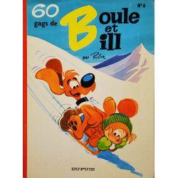 06 - Boule et Bill 6 (réédition EM) - 60 gags de Boule et Bill