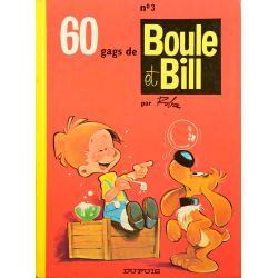 03 - Boule et Bill 3 (réédition) - 60 gags de Boule et Bill