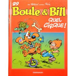 29 - Boule et Bill 29 (EO BE) - Quel cirque !