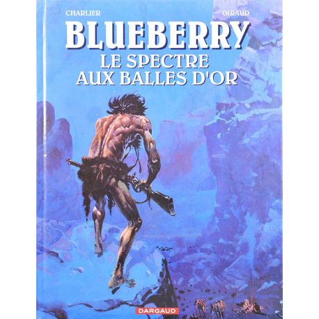 Blueberry 12 réédition spéciale réseau ESSO - Le spectre aux balles d'or
