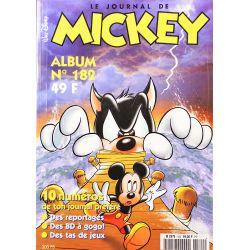 Album Journal de Mickey 182