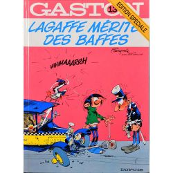 13 - Gaston 13 (réédition Édition Spéciale) - Lagaffe mérite des baffes