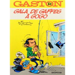17 - Gaston R1 (réédition) - Gala de Gaffes à Gogo