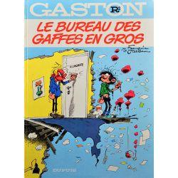 18 - Gaston R2 (réédition) - Le bureau des gaffes en gros