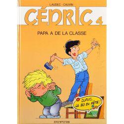 04 - Cédric 4 (réédition) - Papa a de la classe