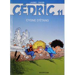 11 - Cédric 11 (réédition) - Cygne d'étang