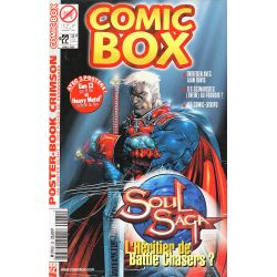 Comic Box (1ère série) 22