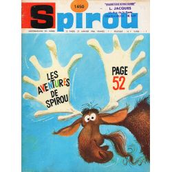 Le Journal de Spirou 1450