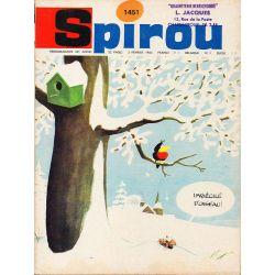 Le Journal de Spirou 1451