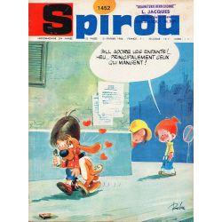 Le Journal de Spirou 1452
