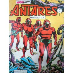 Antarès - Mon Journal - Volume N°13
