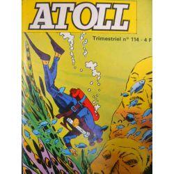 Atoll- Volume N°114