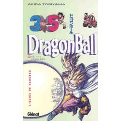 Dragon Ball - Albums doubles de 1993 à 2000 - Volume 35 - L'Adieu de Sangoku
