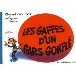 Gaston  - Le lourd passé de Lagaffe