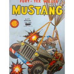 Mustang - (3) - Mensuel - Volume N°111