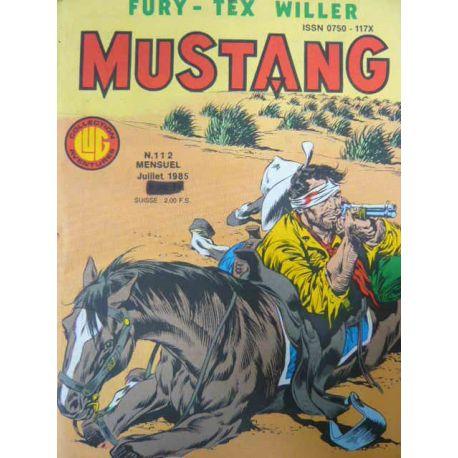 Mustang - (3) - Mensuel - Volume N°112