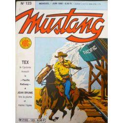 Mustang - (3) - Mensuel - Volume N°123