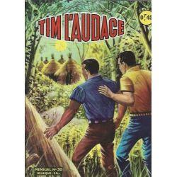Tim l'audace - (1) - Mensuel - Volume N°30