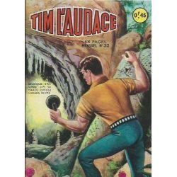 Tim l'audace - (1) - Mensuel - Volume N°32