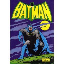 Batman - N°3 - La nuit des mille menaces - Sagedition - Bimestriel