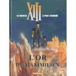 XIII - N°17 - L'or de Maximilien