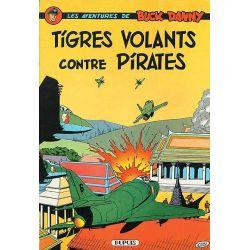 Buck Danny - N°28 - Tigres volants contre pirates