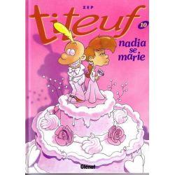 Titeuf - N°10 - Nadia se marie