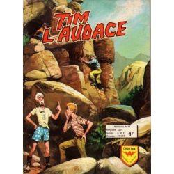 Tim l'audace - (2) - Mensuel - Volume N°17