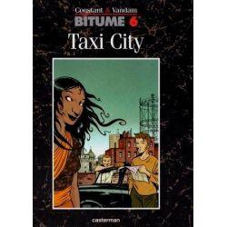 Bitume - N°6 - Taxi city