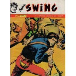 Captain Swing - 2 - N°44 - L'évasion de Mallory