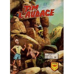 Tim l'audace - (1) - Mensuel - N°17 - L'enlèvement