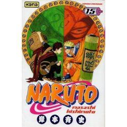 Naruto - 15 - Le répertoire Ninpô de Naruto !!