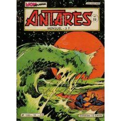 Antarès - N°19 - Le rendez-vous dans l'abîme