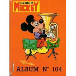 Journal de Mickey - Album - N°104