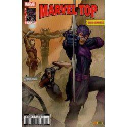 Marvel Top - N°7 - Femme en péril