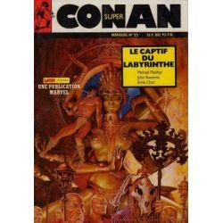 Super Conan - N°25 - Le captif du labyrinthe