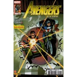 Avengers Extra - N°4 - Masques
