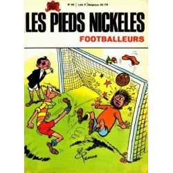 Les pieds nickelés footballeurs - N°28