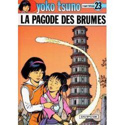 Yoko Tsuno - N°23 - La pagode des brumes