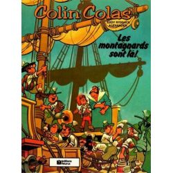 Colin Colas - N°1 - Les montagnards sont là !