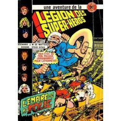 La légion des super-héros 1 - L'empire de la folie