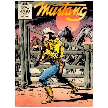 Mustang N°254 - 3 - Mensuel