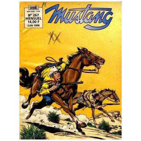 Mustang N°267 - 3 - Mensuel