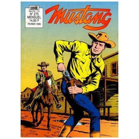 Mustang N°275 - 3 - Mensuel