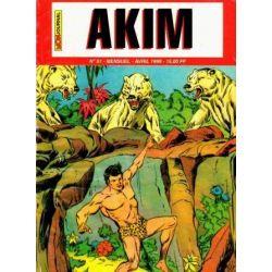 Akim - 2 - N°61 - Le trésor des pharaons