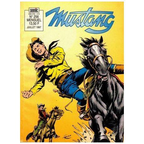 Mustang N°256 - 3 - Mensuel