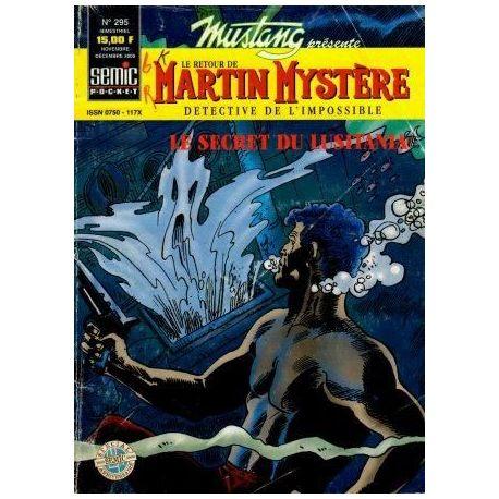 Mustang - Martin Mystère - N°295- Le secret du Lusitania