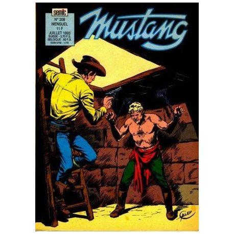 Mustang - N°208 - 3 - Mensuel