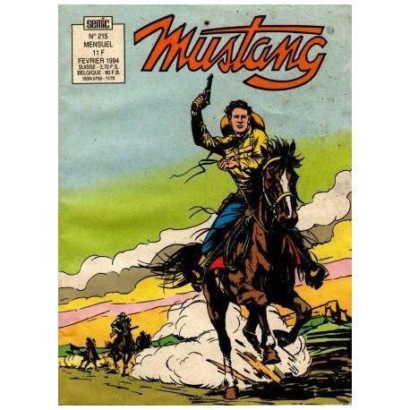 Mustang - N°215 - 3 - Mensuel