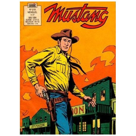 Mustang N°218 - 3 - Mensuel